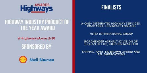 Finalists In Industry Product Of the Year