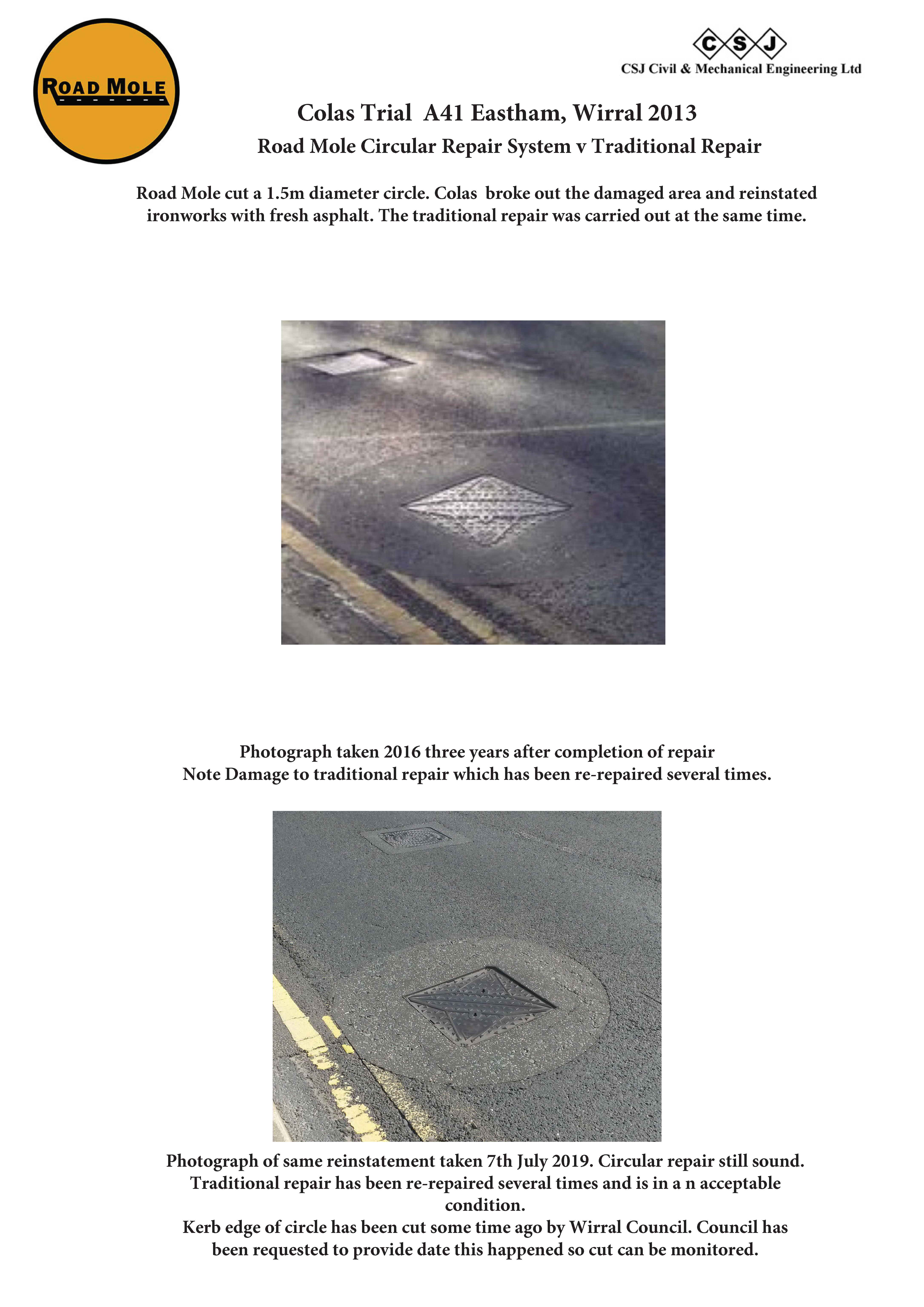 Case-study-July-2019-a41-Eastham-repair-Ironworks-comparison-2013-copy